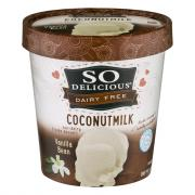 So Delicious Vanilla Bean Non-Dairy Frozen Dessert