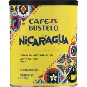 Cafe Bustelo Nicaragua Blend Ground Coffee