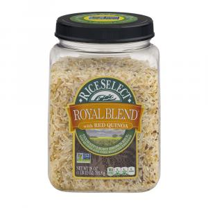 Rice Select Royal Blend With Red Quinoa