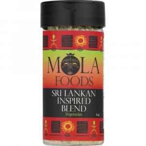 Mola Foods Sri Lankan Inspired Blend Vegetarian