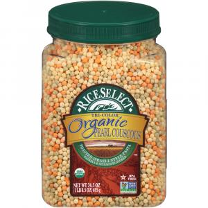 Rice Select Tricolor Organic Pearl Couscous