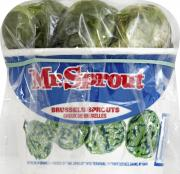 Mr. Sprout Brussels Sprouts