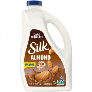 Silk Almond Dark Chocolate Milk