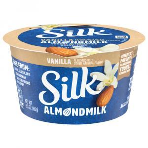 Silk Dairy-Free Vanilla Almond Yogurt Alternative