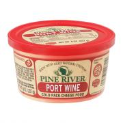 Pine River Port Wine Cup Cheese