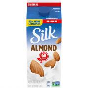 Silk Original Pure Almond Milk