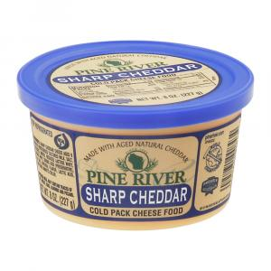 Pine River Sharp Cheddar Cup