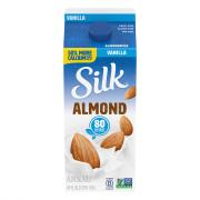 Silk Pure Almond Vanilla Drink