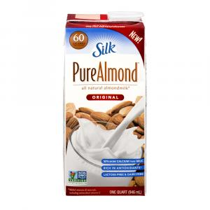 Silk Pure Almond Milk Original