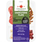 Applegate Genoa Salami & Pepper Jack Cheese Plate