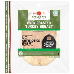 Applegate Natural Roasted Turkey Breast