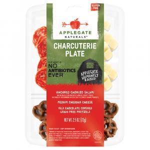 Applegate Chorizo Snack Plate