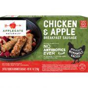 Applegate Naturals Chicken and Apple Sausage