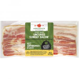 Applegate Uncured Sunday Bacon