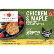 Applegate Naturals Gluten Free Chicken & Maple Sausage