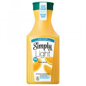 Simply Light Orange Juice With Calcium & Vitamin D