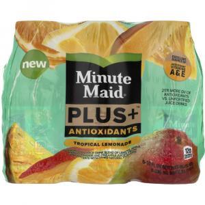 Minute Maid Plus+ Antioxidants Tropical Lemonade
