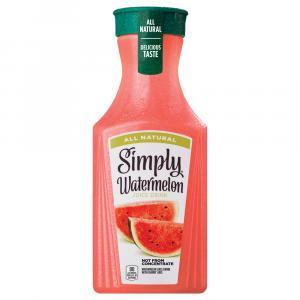 Simply Watermelon Juice Drink
