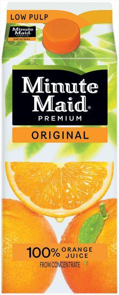 Minute Maid Pure Premium Orange Juice