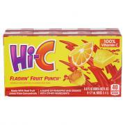 Hi-C Blazin Flashin Fruit Punch Flavored Fruit Drink
