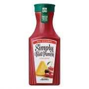 Simply Fruit Punch Juice Drink