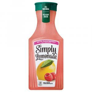Simply Lemonade w/Raspberry