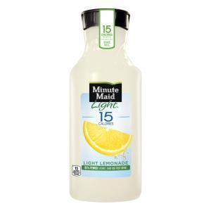 Minute Maid Light 15 Lemonade