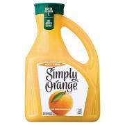 Simply Orange Original Pulp Free Orange Juice