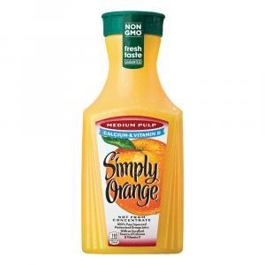 Simply Orange Country Stand Medium Pulp Juice
