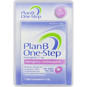 Plan B One Step Pill