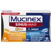 Mucinex Sinus-Max Day & Night Caplets