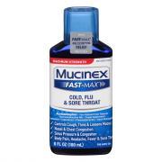 Mucinex Multi-Symptom Cold, Flu & Sore Throat Liquid