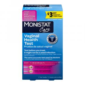 Monistat Vaginal Health Test