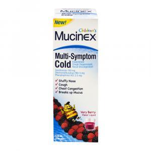 Mucinex Children's Multi Symptom Cold Liquid