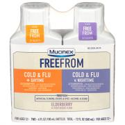 Mucinex Fast Max Cold Flu Day/Night Combo