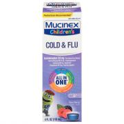 Mucinex Children's Cold & Flu Very Berry