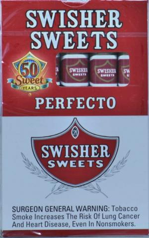 Swisher Sweets Perfecto Cigars