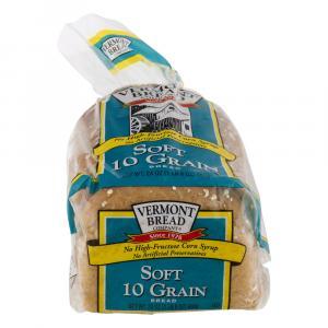 Vermont Bread Soft 10-Grain Bread