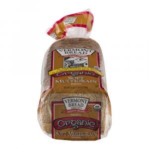 Vermont Bread Certified Organic Multigrain Bread
