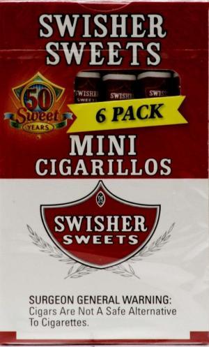 Swisher Sweets Mini Cigarillos