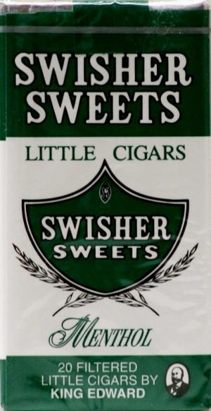 Swisher Sweets Little Menthol Cigars