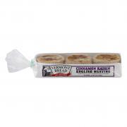 Vermont Bread Cinnamon Raisin English Muffins