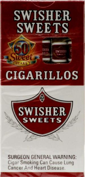 Swisher Sweets Cigarillo Cigars