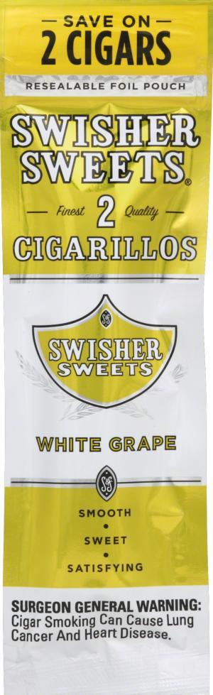 Swisher Sweets Cigarillo White Grape