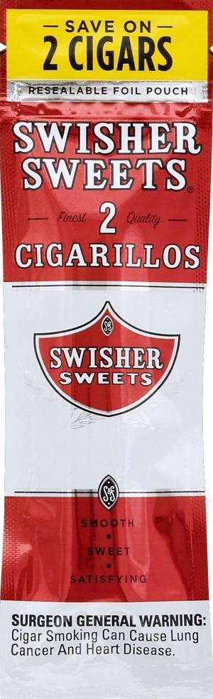 Swisher Sweets Regular Cigarillo