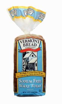 Vermont Bread Sodium Free Wheat Bread