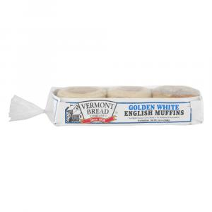 Vermont Bread White English Muffins