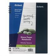 Notebook-Oxford Stone Paper