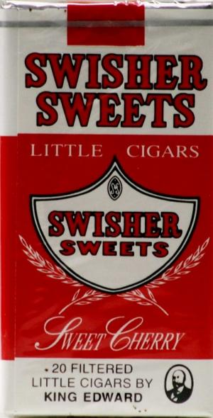 Swisher Sweets Little Cherry Cigars