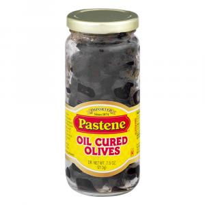 Pastene Oil Cured Olives